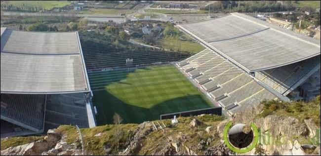 Estadio Municipal de Braga - Portugal