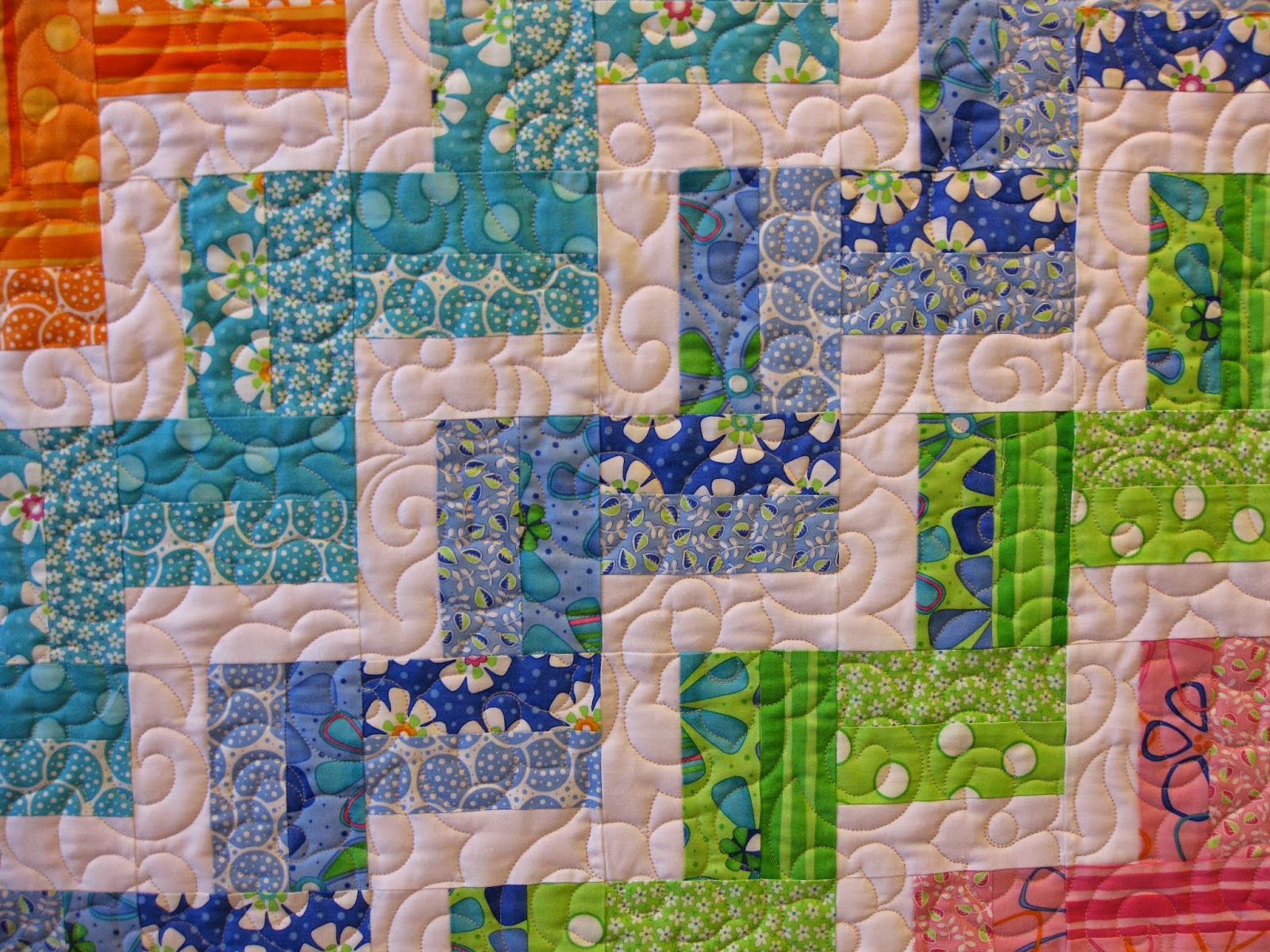 Millie's Quilting: String and Rail Fence quilts : zig zag rail fence quilt pattern - Adamdwight.com
