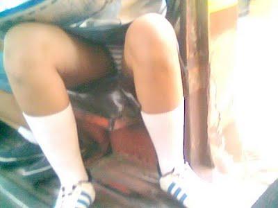 Guru VS Siswi Pamer Celana Dalam