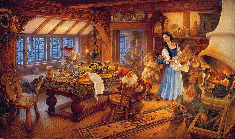 La Magie de Disney Blanche Neige et les Sept Nains (1937)