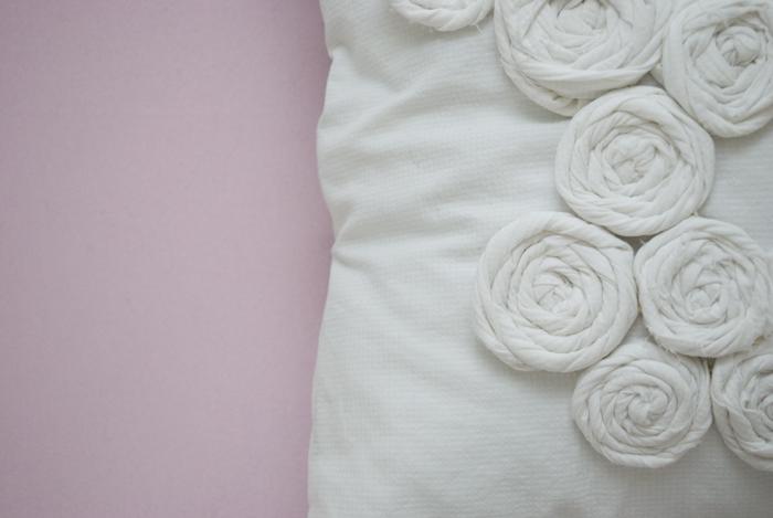 DIY baby pillow