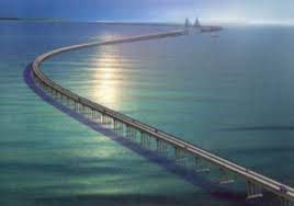 Longest bridges above water in India