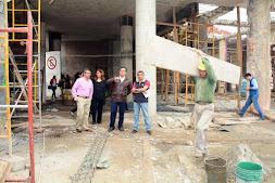 Invertimos más de 38 millones de pesos en Arroyo Blanco y 3 de mayo: Américo Zúñiga