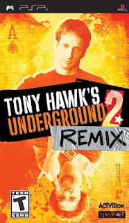 Tony Hawk's Underground 2 PSP GAME