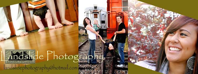 Landslide Photography
