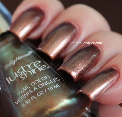 Sally Hansen Lustre Shine - Copperhead