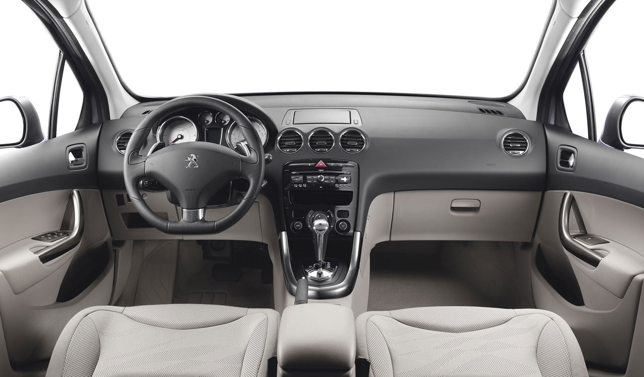 2012 peugeot 308 for Interior peugeot 308