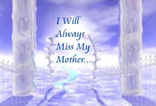 Missing My Mom In Heaven Quotes Alluring Happy Mothers Day In Heaven Mom Images Quotes 2017 I Miss You Mom