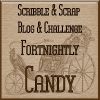 Scribble & Scrap Fortnightly Candy