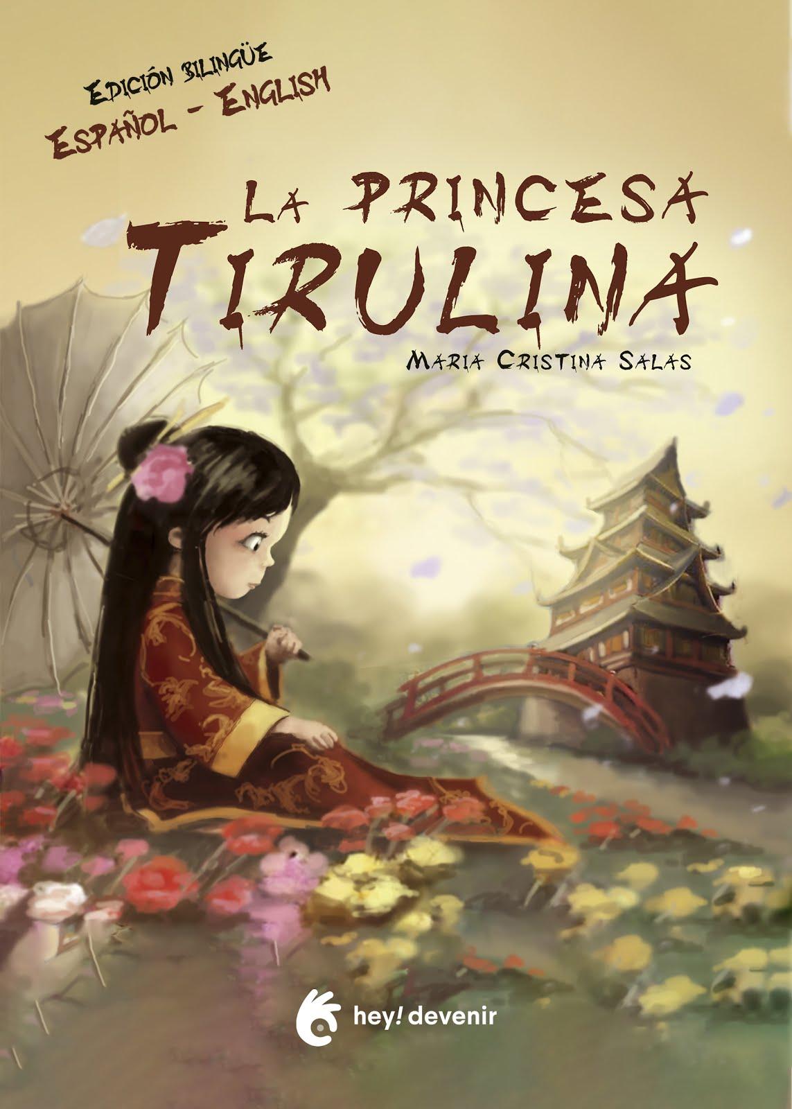 La princesa Tirulina edición bilingüe en ebook