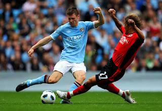 Blackburn Rovers vs Manchester City
