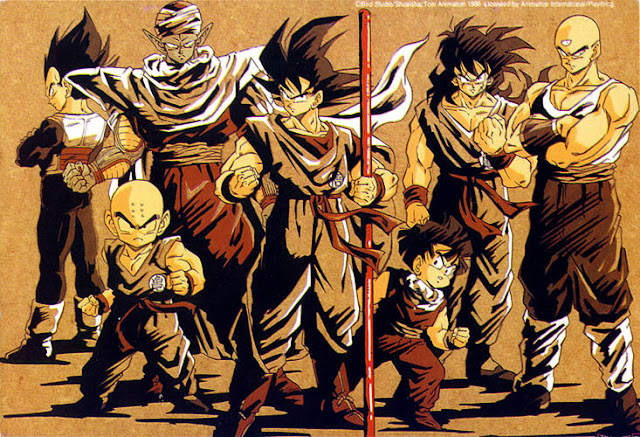 Dragon Ball Z - Novo Filme