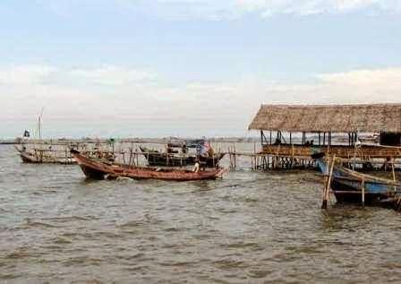 pantai tanjung kait : tempat wsiata alam di tangerang