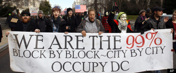 Occupy Wall Street Monitored By U.S. Conference Of Mayors
