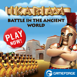 Ikariam, the fun strategy online game of set in ancient Greece