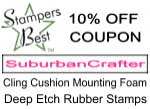 Save 10% at Stampers Best
