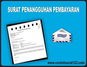 Gambar Contoh Surat Penangguhan Pembayaran Barang/Produk