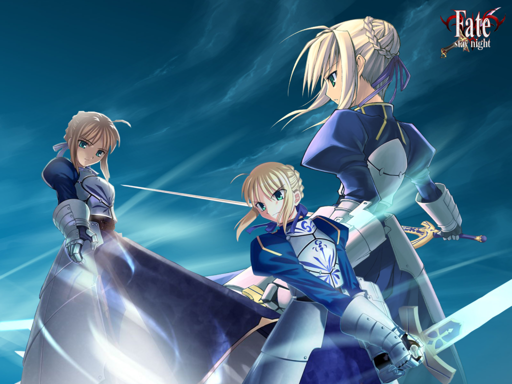 The Social Geek.: FATE / STAY night.