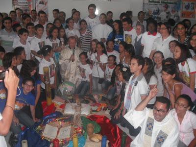 Formação Missionária na Diocese de Caruaru/PE