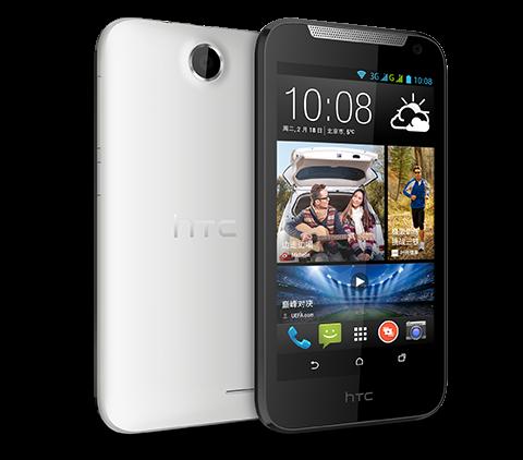 Прошивки для HTC Desire 310