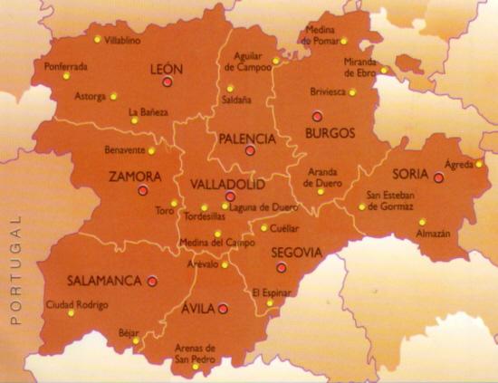 Notonlyspain traduzioni italiano spagnolo inglese for Oficina turismo castilla y leon