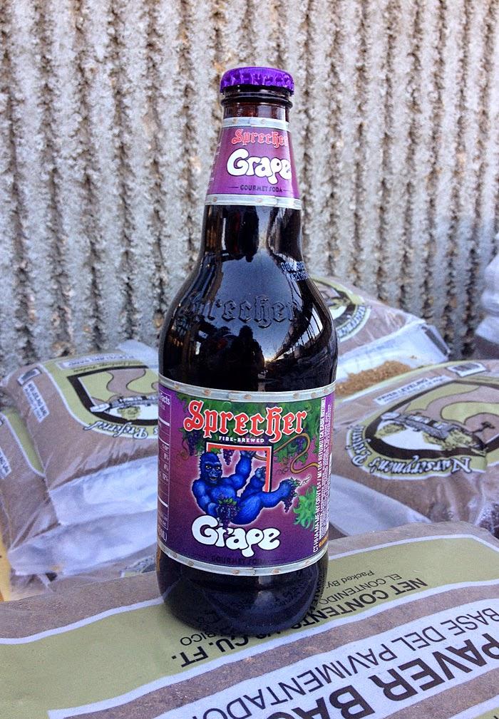 Sprecher Grape Cola