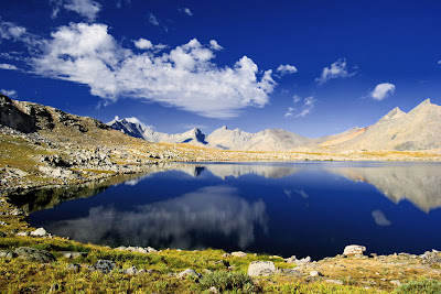 Maravilloso paisaje del lago - Lake amazing landscape