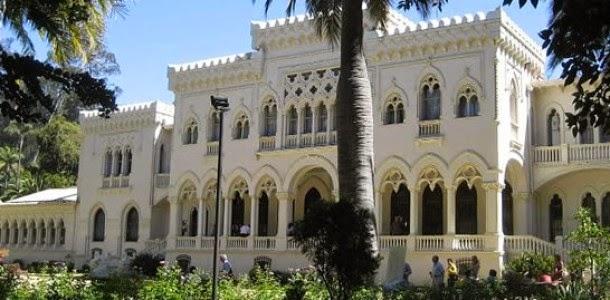 La leyenda del Palacio Vergara
