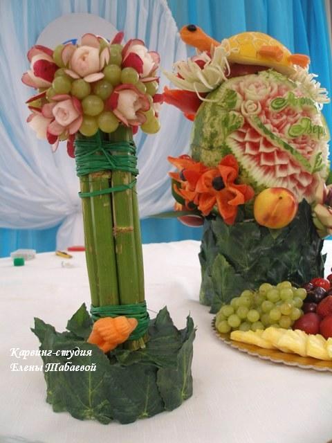 оформление свадьба в морском стиле