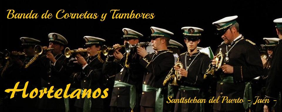 """Banda de CC y TT """"Jesús de la Oración en el Huerto y Cristo de Medinaceli"""" - Santisteban del Puerto"""