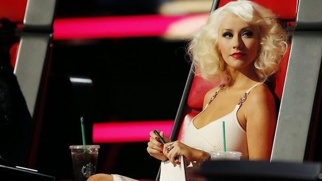 Christina Aguilera sẽ trở lại chiếc ghế đỏ của The Voice mùa 8
