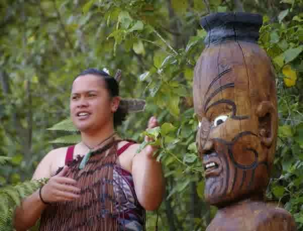 Suku Maori