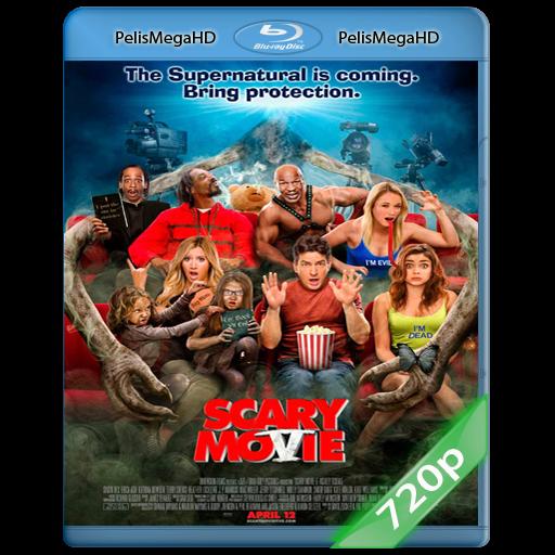 SCARY MOVIE 5 (2013) 720P HD MKV ESPAÑOL LATINO