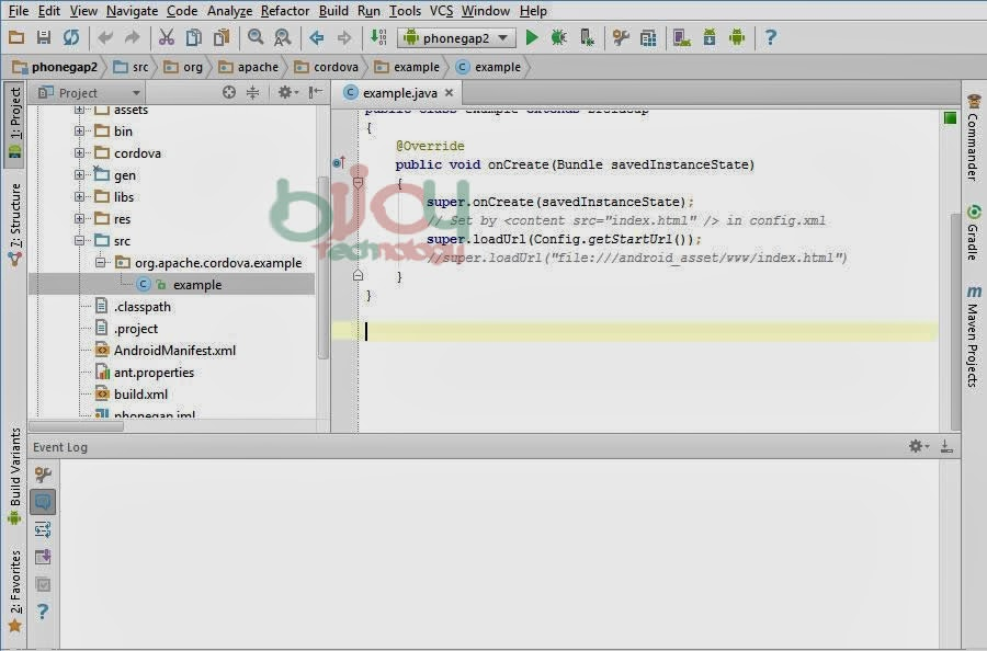 How to change android studio theme - Tutorials 9