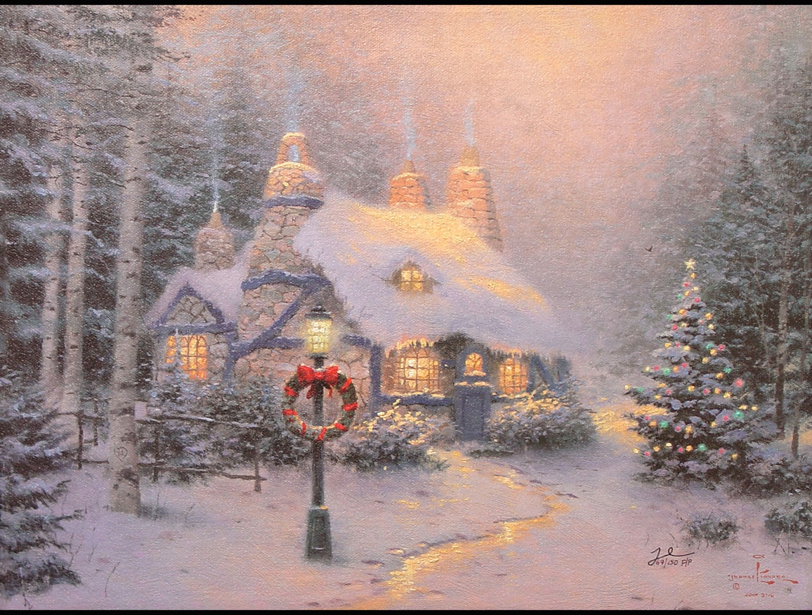 thomas kinkade the christmas cottage architectural design rh nagringa store thomas kinkade the christmas cottage cast thomas kinkade the christmas cottage movie