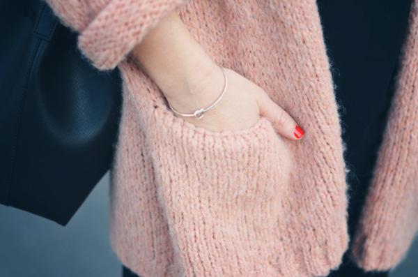 Bracelet noeud l'atelier d'amaya