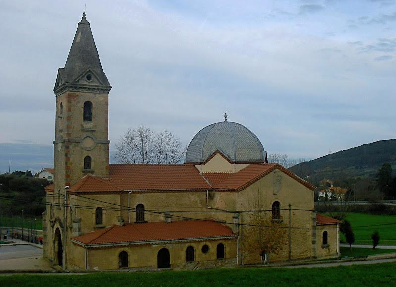 Iglesia Parroquial de Santa Maria de Obregon