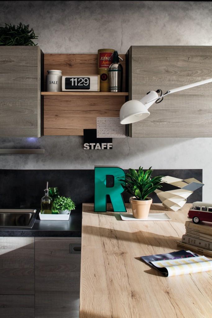 Arredamento industriale blog arredamento - Cucine urban style ...