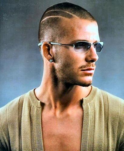 Short Hairstyles And Haircut Trends David Beckham Haircuts