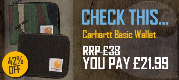 Carhartt Wallet