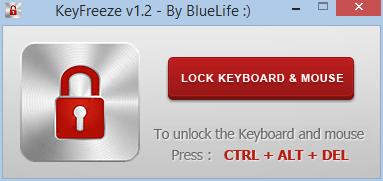 BlueLife KeyFreeze