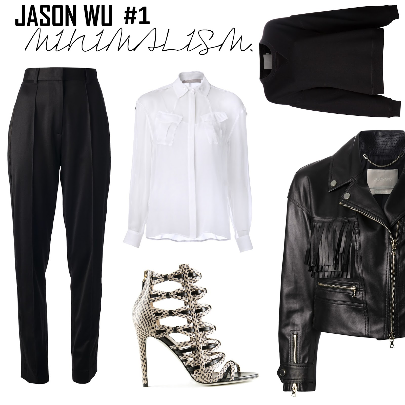 jason wu clothes, outfit, minimalism, styling, blogger