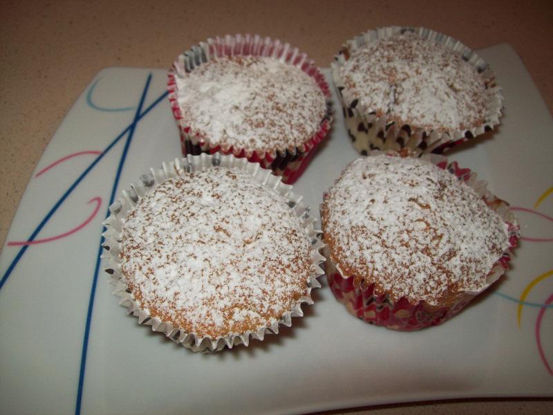 Lucia pasticciona...: Muffin ripieni di....Duplo!!!