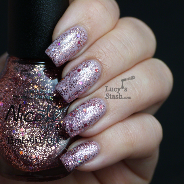 Lucy's Stash - Nicole by OPI Hayley Good Lokin'...