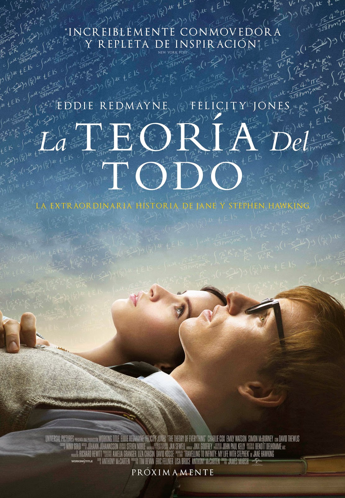 Última Película: febrero 2015