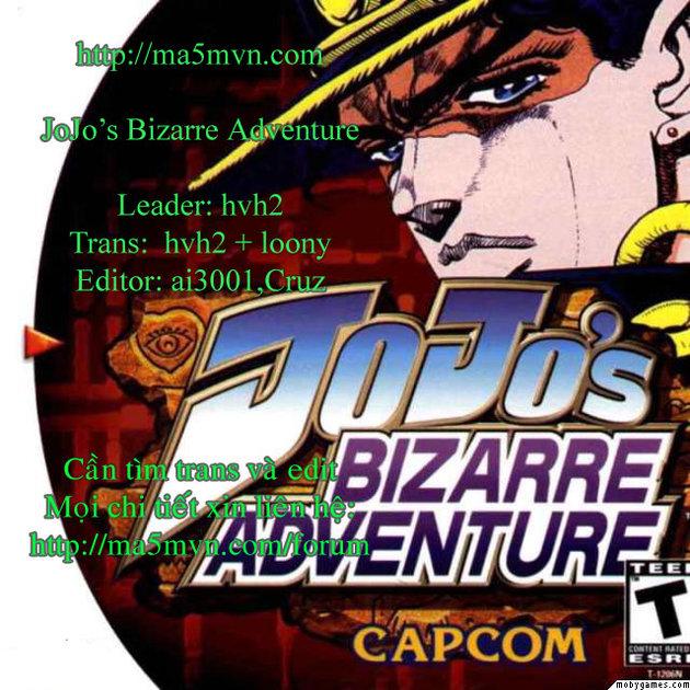 JoJo's Bizarre Adventure Chap 1 - Trang 31