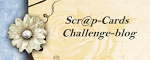 scrap-cards challenge-blog