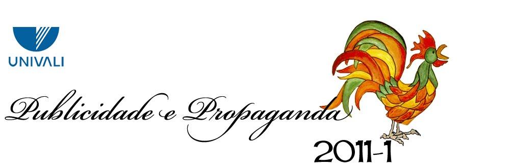 PP 2011/1 UNIVALI