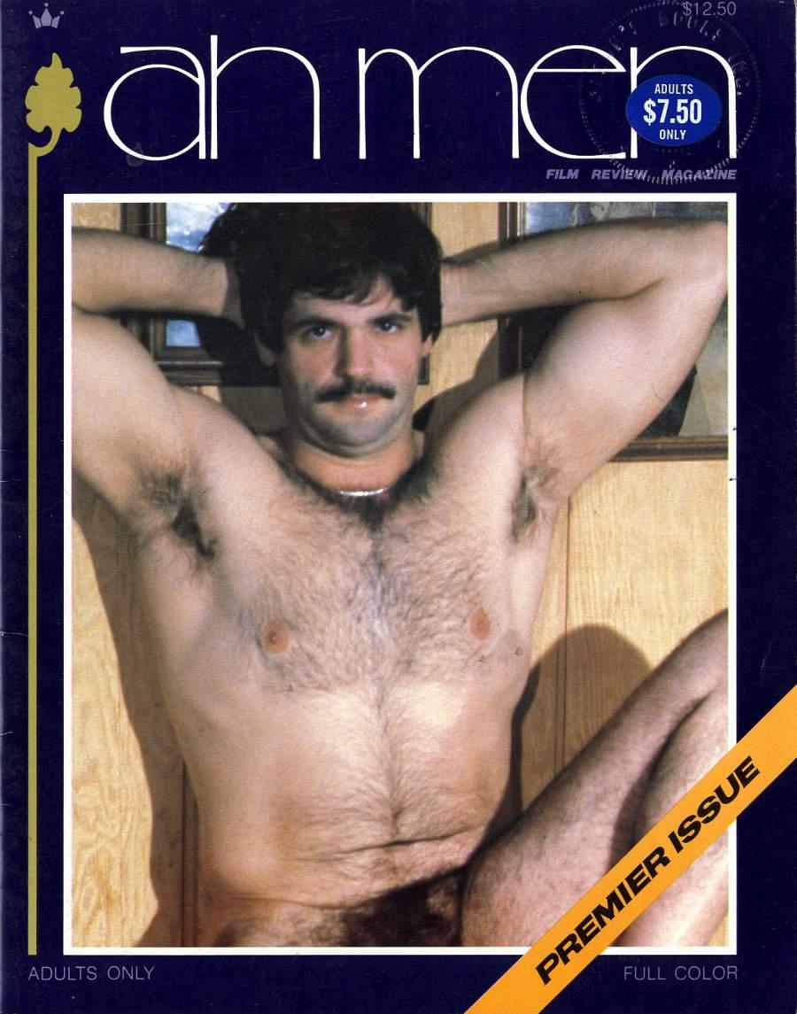 Ah Men 01 Cover Front