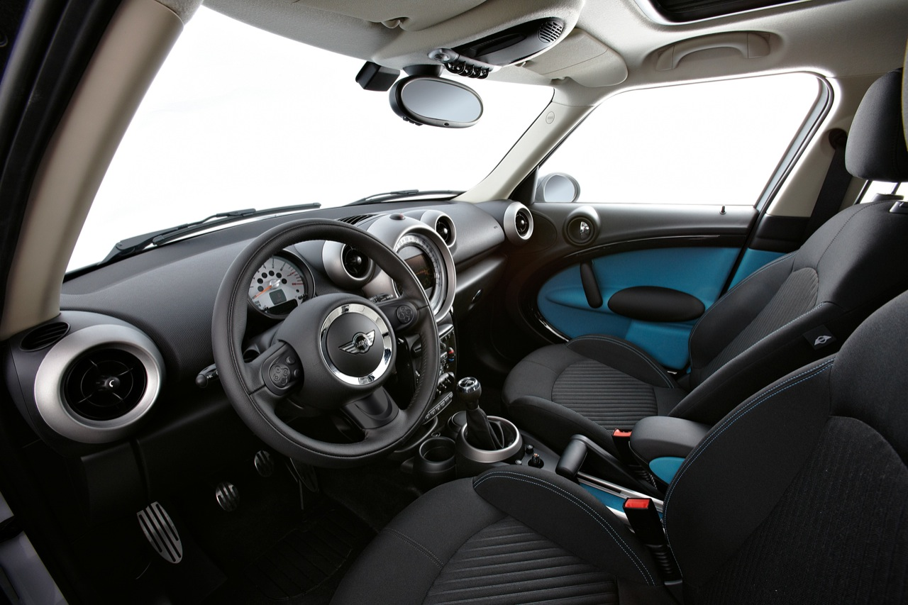 Kendall self drive mini countryman review - Countryman interior ...